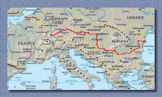 Danubio: il grande fiume a rischio per cattivo trattamento acque reflue