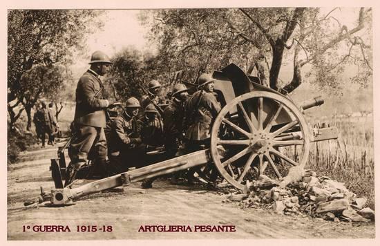La Canzone del Piave. 100 anni fa, l'entrata in guerra dell'Italia