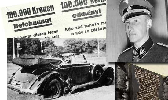 Nuovo film sull'attentato al boia di Praga Heydrich. Anche uno slovacco nel commando