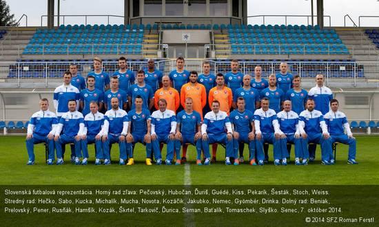 nazionale calcio slovacca (foto_Roman Ferstl, www.futbalsfz.sk)