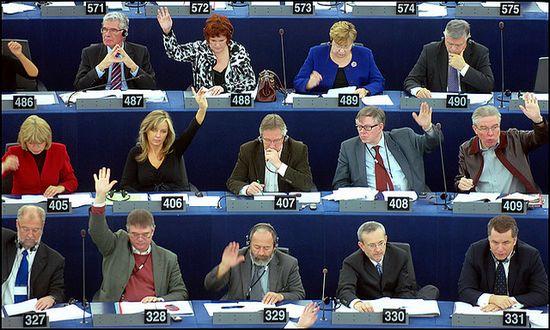 Parlamento europeo sanzionato il deputato polacco che ha for Donne parlamento italiano