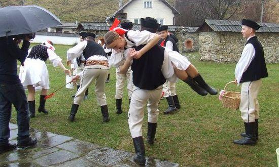 Le tradizioni (e leggende) della Settimana Santa in Slovacchia
