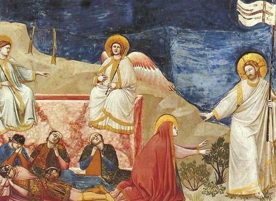 pasqua-giotto_wikimedia resurrezione scrovegni