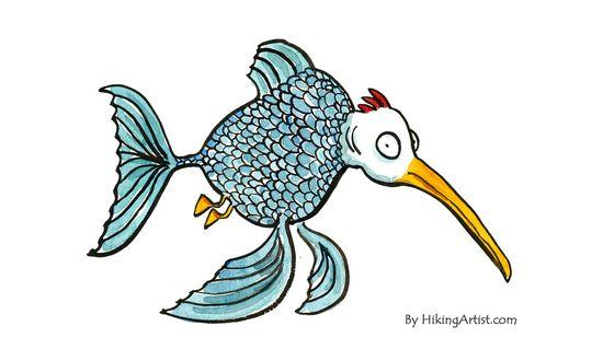 pesce-uccello-ibrido_(hikingartist-4119912401)