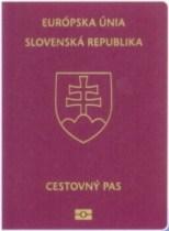 passaporto slovacco