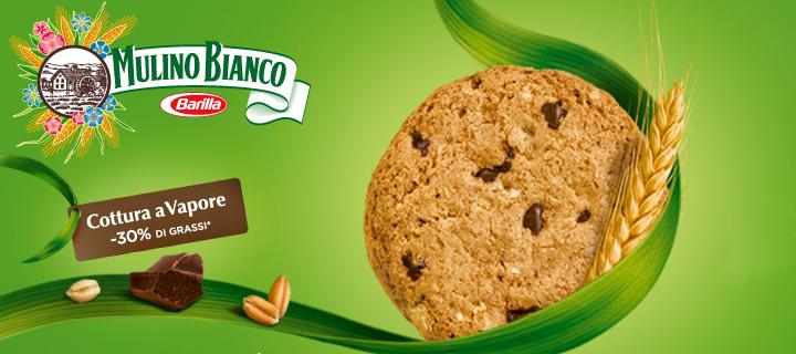Da Mulino Bianco i primi biscotti senza olio di palma