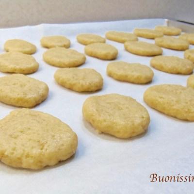 Sušenky z mascarpone