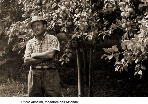 Reguta - Ettore Anselmi - zakladatel vinařství