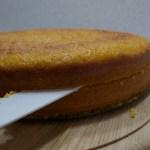Mrkvový dort s mandlovým marcipánem