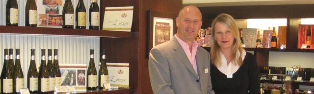 Petra a Giorgio Deganis - vinařství Zorzon