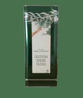 Extra panenský olivový olej 100% italský 5 l