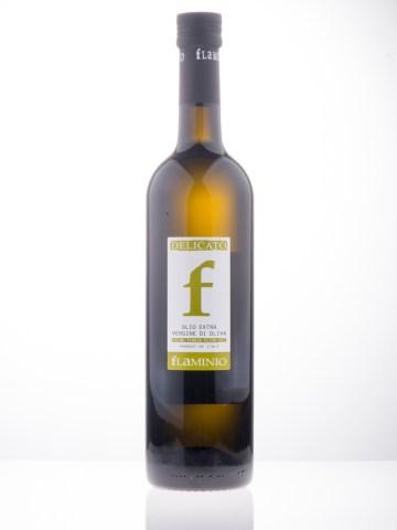 Extra panenský olivový olej Flaminio Delicato