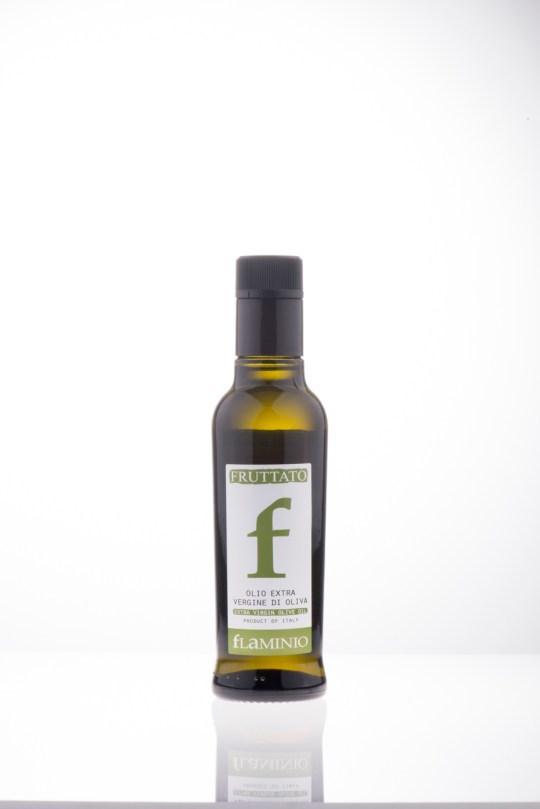 100% italský Extra panenský olivový olej Flaminio Fruttato 250 ml