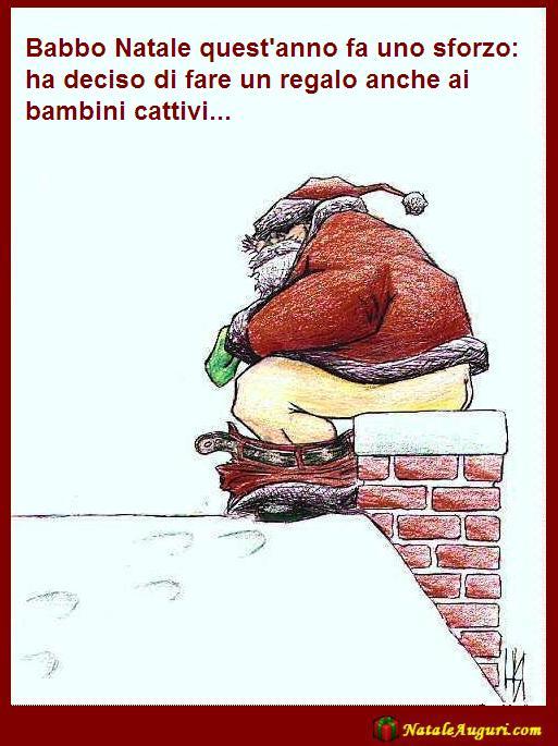 Vignette umoristiche di Natale