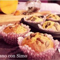 Muffins salati di zucca