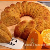 Torta di mandarini integrale