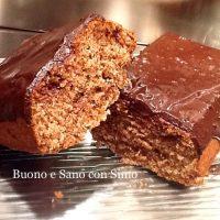 Plumcake ciocco cocco fit che sembra fat
