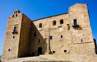 Castelbuono - Il Castello dei Ventimiglia