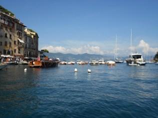 In barca a San Fruttuoso e S. Margherita ligure