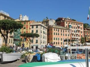 Un giorno in barca da San Fruttuoso a Santa Margherita