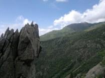 Trekking sul Monte Rama sui Monti su Riviera di Ponente ligure