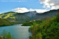 Vista su Vagli Sotto e il Ponte Morandi