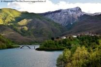 Vagli Sotto in Garfagnana - Panorama