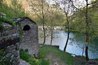 Isola Santa - Costruzioni sul Lago