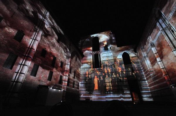 Visual art a Siena
