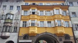 Bolzano scorcio palazzo