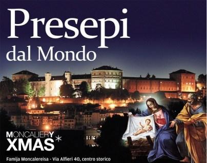 Moncalieri presepi - Presepi in Piemonte mostra