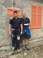 Alessio Toscanini e Donatello Traverso
