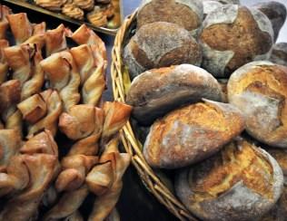 """Alcuni prodotti del forno """"Rosetta"""