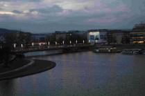 un ansa del fiume Vistola
