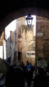 ghetto ebraico Pitigliano