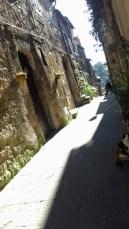 vicoli di Pitigliano