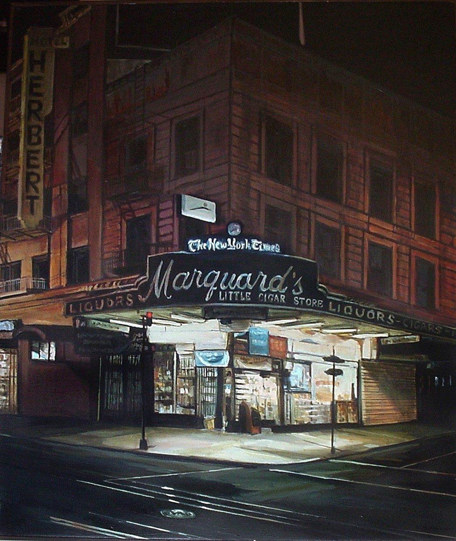 Marquard's Cigar Store