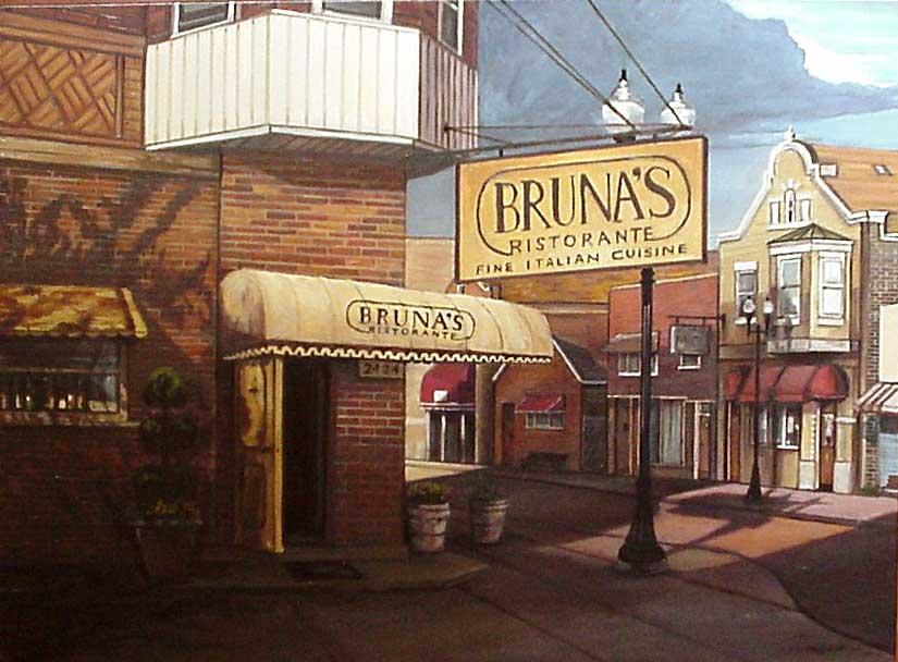 Bruna's Ristorante
