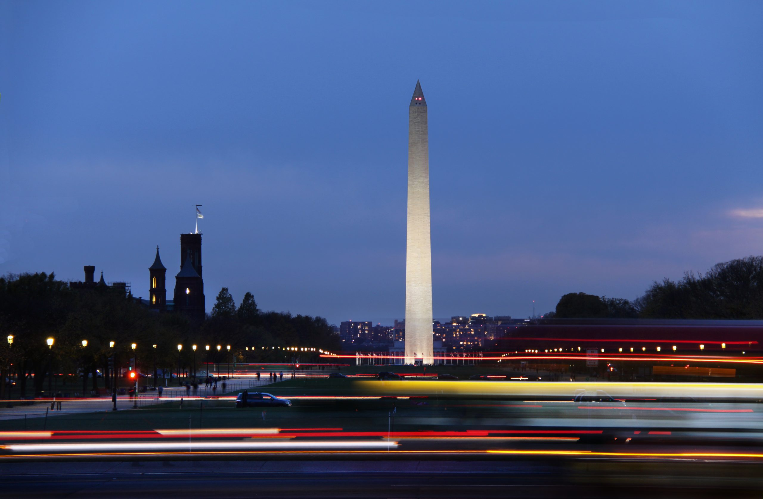 National Mall at Night