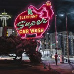 Elephant Super Car Wash, Seattle