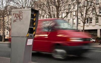 Les radars automatiques détectent désormais les véhicules non assurés