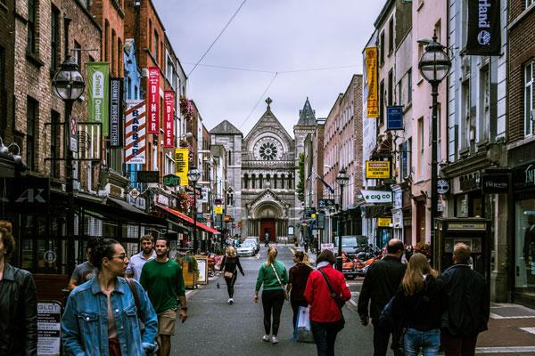 infractions en irland et en suede