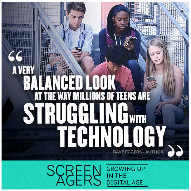 "Burbank Council PTA Will Host a Viewing of ""Screenagers: Growing Up In The Digital Age"""