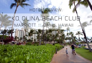 Marriott's Ko Olina Beach Club | Oahu, Hawaii