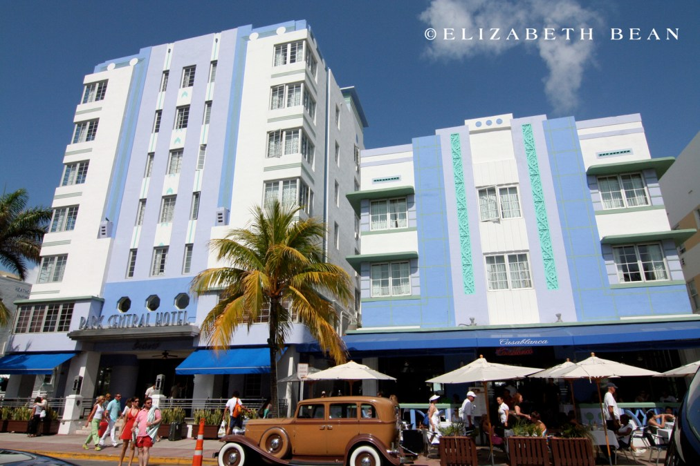 South Beach ~ Miami