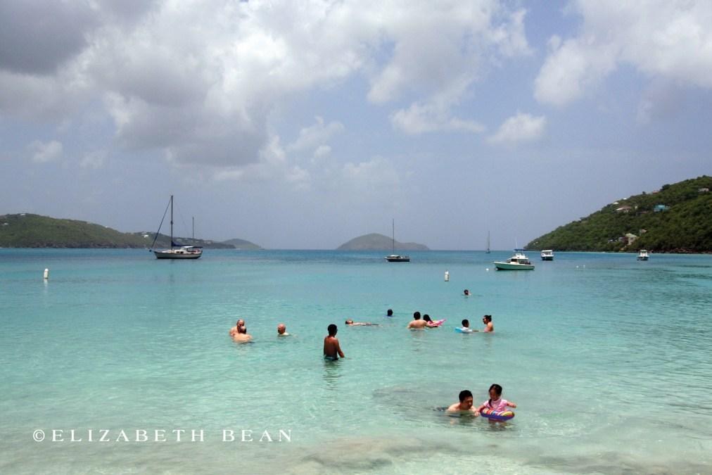 Magen's Bay Beach ~ St. Thomas
