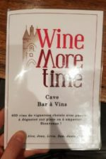 carte Wine More Time