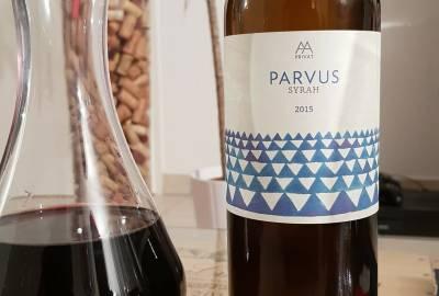 Parvus Syrah