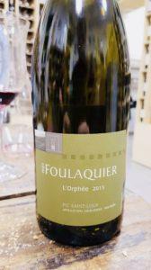 Mas Foulaquier 2015