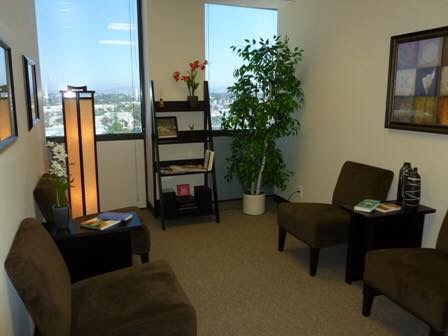 Comfortable counseling in central San Diego